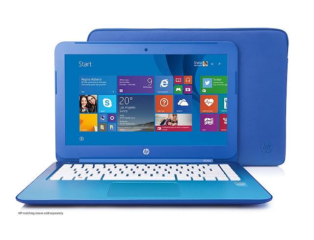 HP 11 Streambook Mini Laptop