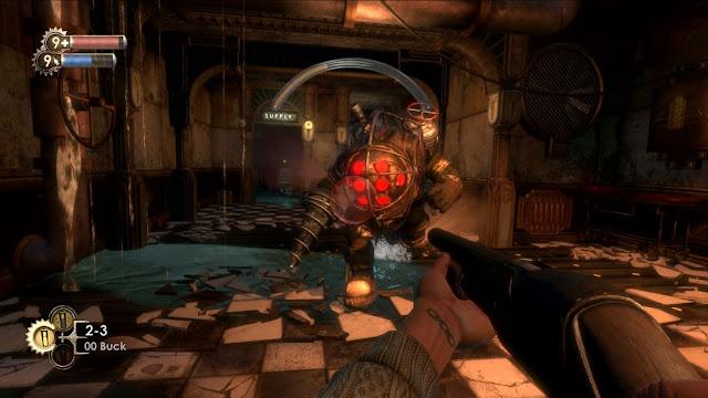 Imagem do BioShock Remastered
