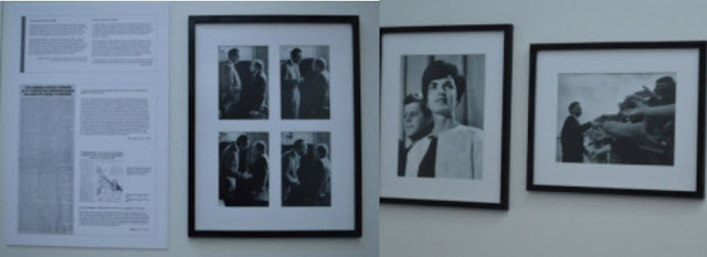 10 American Presidents in an exhibition in Pristina by Albanian-American photographer of White House