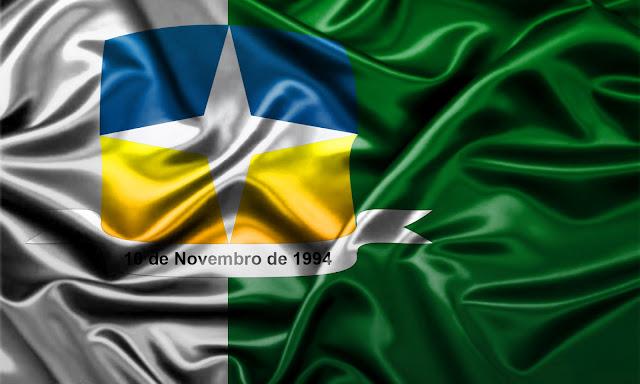 Design da Bandeira de Davinópolis antiga