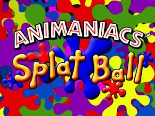 Animaniacs - Splat Ball