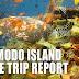 Komodo Island Dive Trip Report