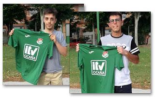 Alberto y Toñín Sitio Aranjuez Fútbol