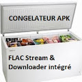CONGELATEUR - FLAC Stream & Download (PC/Android/Android TV)