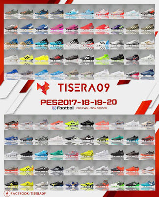 Bootpack For PES 17 - PES 20  By Tisera09