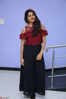 Pavani Gangireddy in Cute Black Skirt Maroon Top at 9 Movie Teaser Launch 5th May 2017  Exclusive 021.JPG