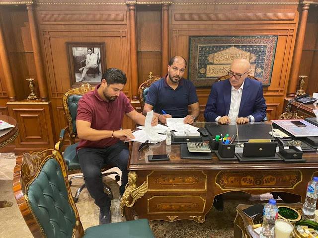 المصري البورسعيدي يتعاقد مع التونسي معين الشعلاني مديراً فنياً للفريق