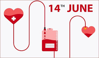 June 14th celebrated as World Blood Donor Day