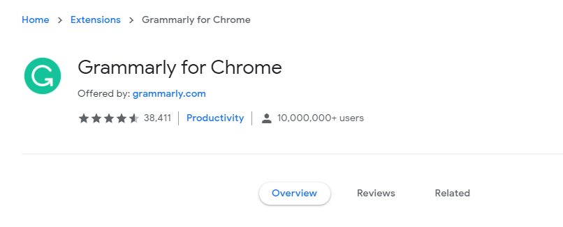 Grammarly is one of the best tools for writers to improve their writing skills and Grammar. It will check your writing live and when you make errors in writing whether it's a spelling error or grammatical error, it will notify the errors by underlining those errors in the red line.