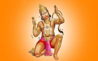 Veera Vimsati Kavyam Hanuman Stotram