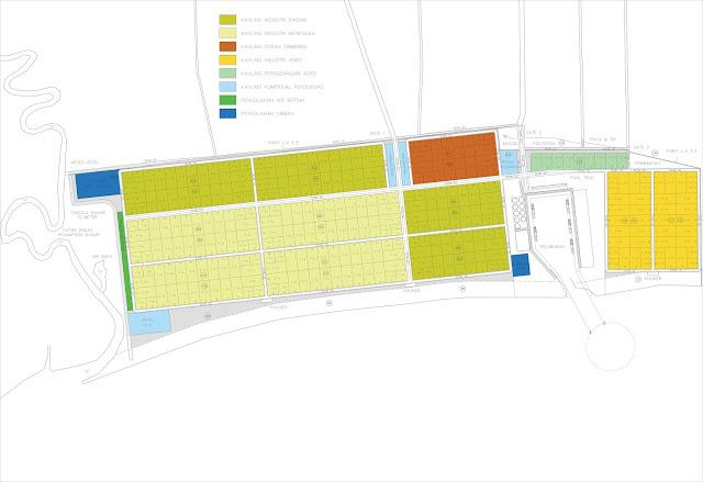 Site Plan Pelabuhan