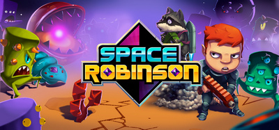 Space Robinson Hardcore Roguelike Action-GOG