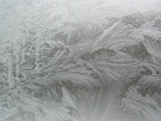 ice-on-window