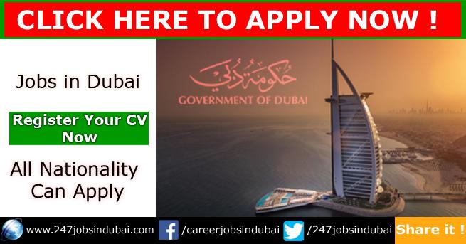 Latest Jobs in Dubai for Freshers