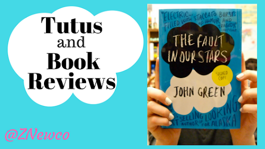 """The Fault in Our Stars"" @johngreen Book Review"