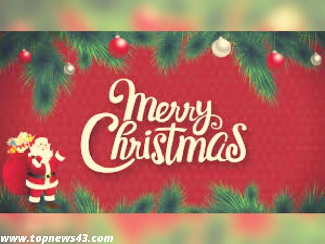 Merry Christmas And All The Best For Advance Happy New Year 2020