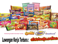 Lowongan Kerja Terbaru PT Intim Harmonis Foods Industri (INAFOOD)