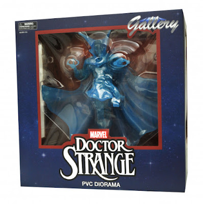 New York Comic Con 2017 Exclusive Marvel Gallery Astral Form Doctor Strange PVC Diorama Statue by Diamond Select Toys