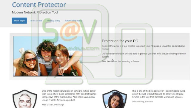 Content Protector
