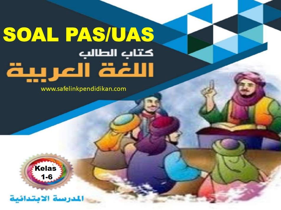 Soal PAS/UAS Bahasa Arab