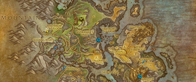 World of Warcraft Legion's New Questing & Leveling Progression Revealed