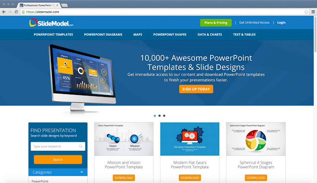 PowerPoint is undoubtedly one of the most used presentation tools in the market Make Outstanding Presentations using PowerPoint Templates from SlideModel