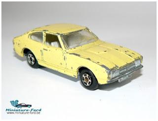 Polistil, Ford Capri III