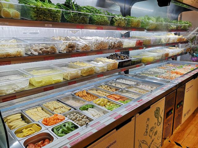 Spoilt for choice at Yang Guo Fu Malatang