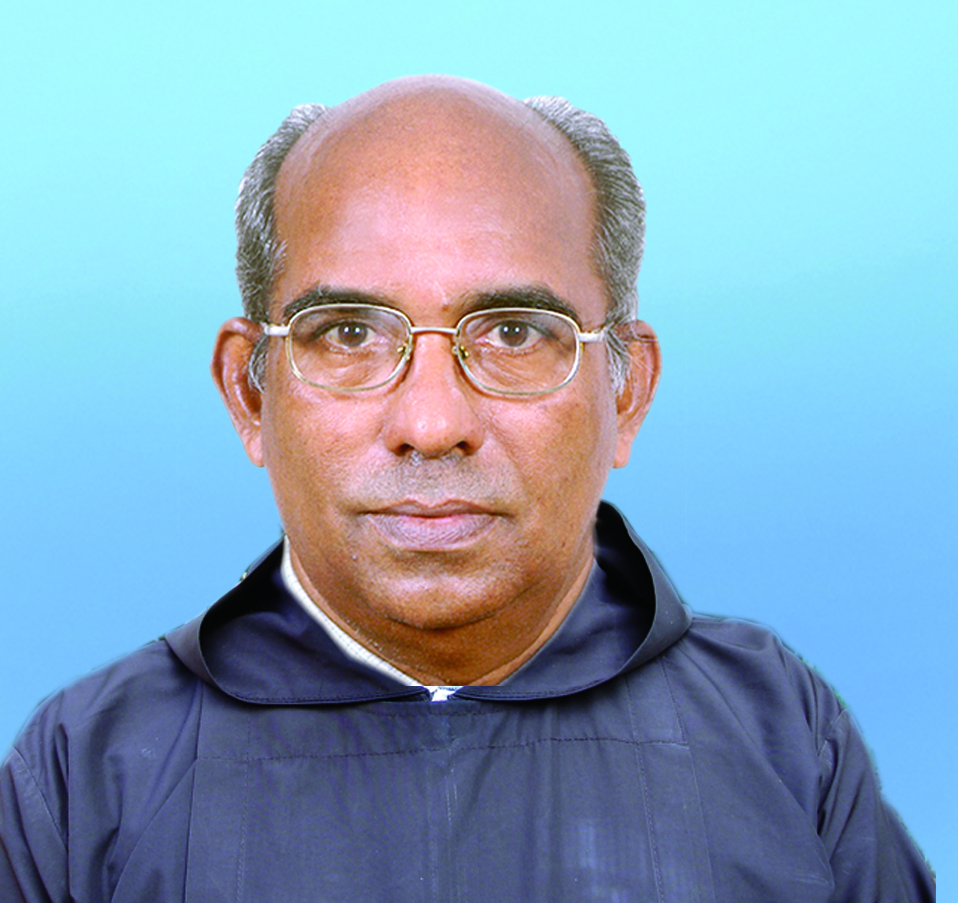 BROTHER MICHAEL CAPUCHIN INDIA: Fr  Lawrence Parathupara OFM