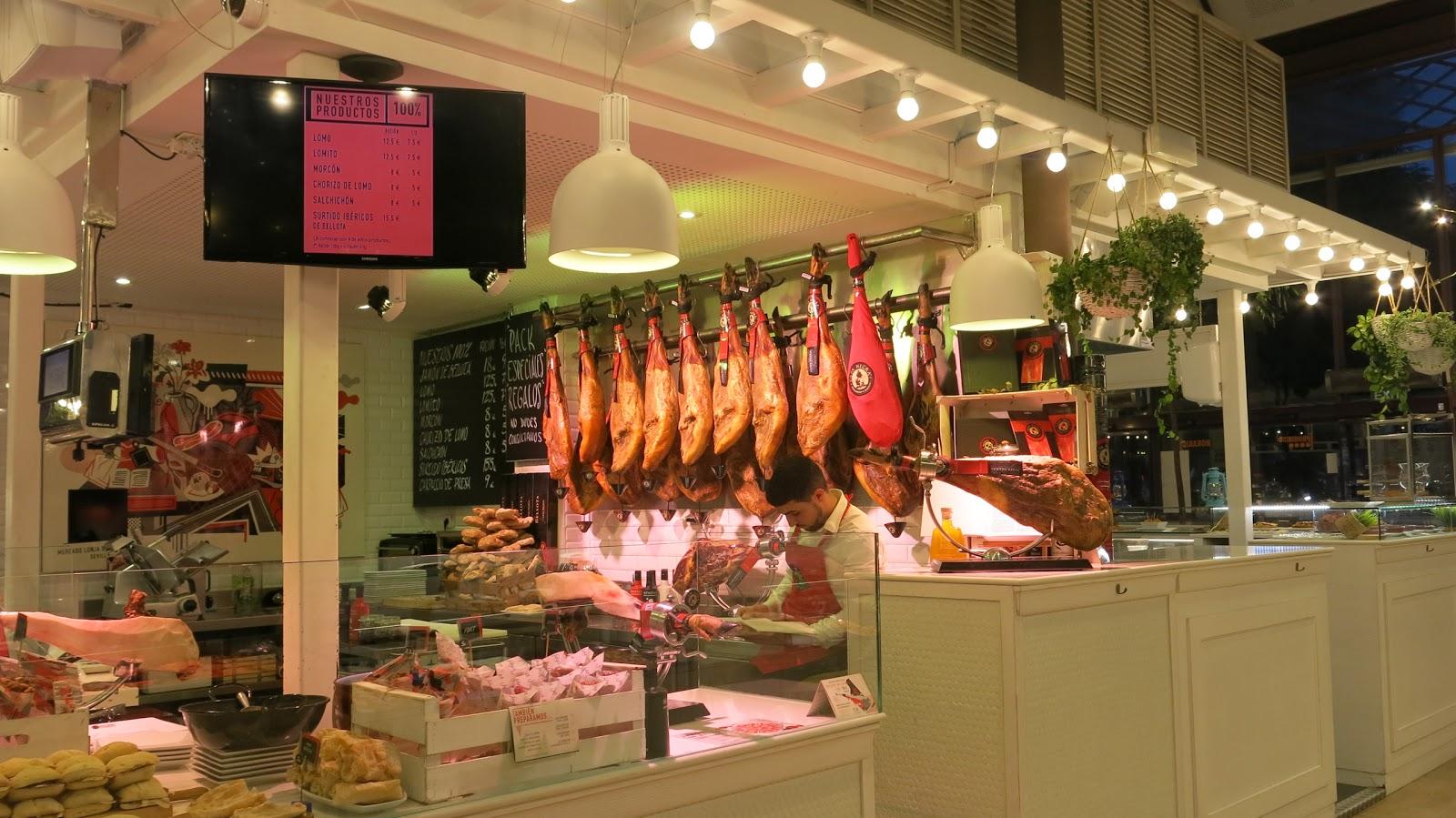 Rapidinha  Mercados Gourmet na Espanha   Casinha colorida 53722ec8e4
