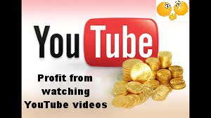 profit from watching you tube videos