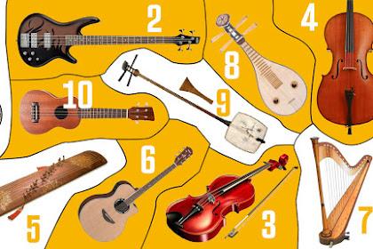 10 Alat Musik Yang Menggunakan Senar dan Terkenal di Dunia