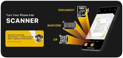 Aplikasi Scanner iPhone Gratis - Scanner Unlimited
