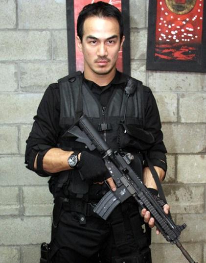 Joe Taslim The Raid 2