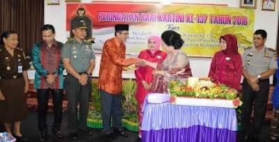 Peringatan Hari Kartini di Kabupaten Kapuas