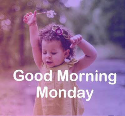 happy monday image good morning