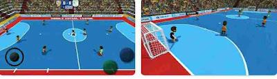 Permainan Futsal - Futsal Indoor Soccer