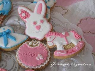 galletas bebé niña