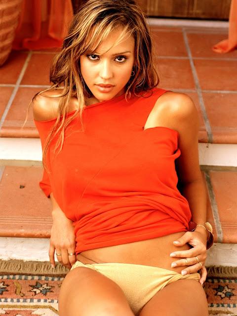 Jessica Alba - Jessica Alba Hot Bikini Images-60 Most Sexiest HD Photos of Fantastic Four fame Seduces Us Atmost