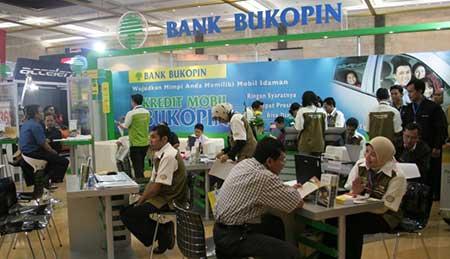 Alamat & Nomor Telepon Bank Bukopin Kota Medan