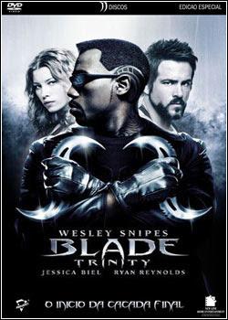 Download Filme Blade Trinity – DVDRip AVI Dublado
