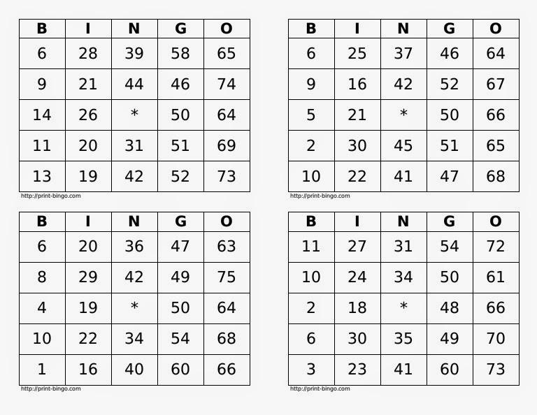 Gerador De Cartelas De Bingo Em Pdf Merge