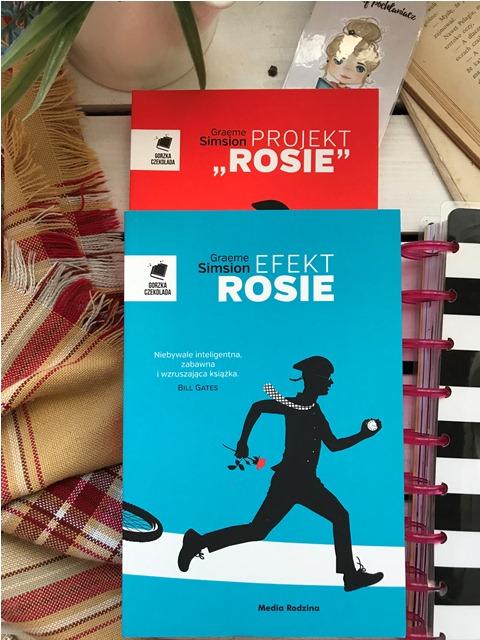 Graeme Simsion, Efekt Rosie