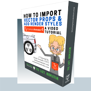 How to Import Vector Images into Reallusion's Cartoon Animator without Adobe Flash Video Tutorial.