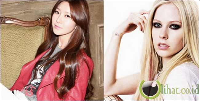 J-Min & Avril Lavigne