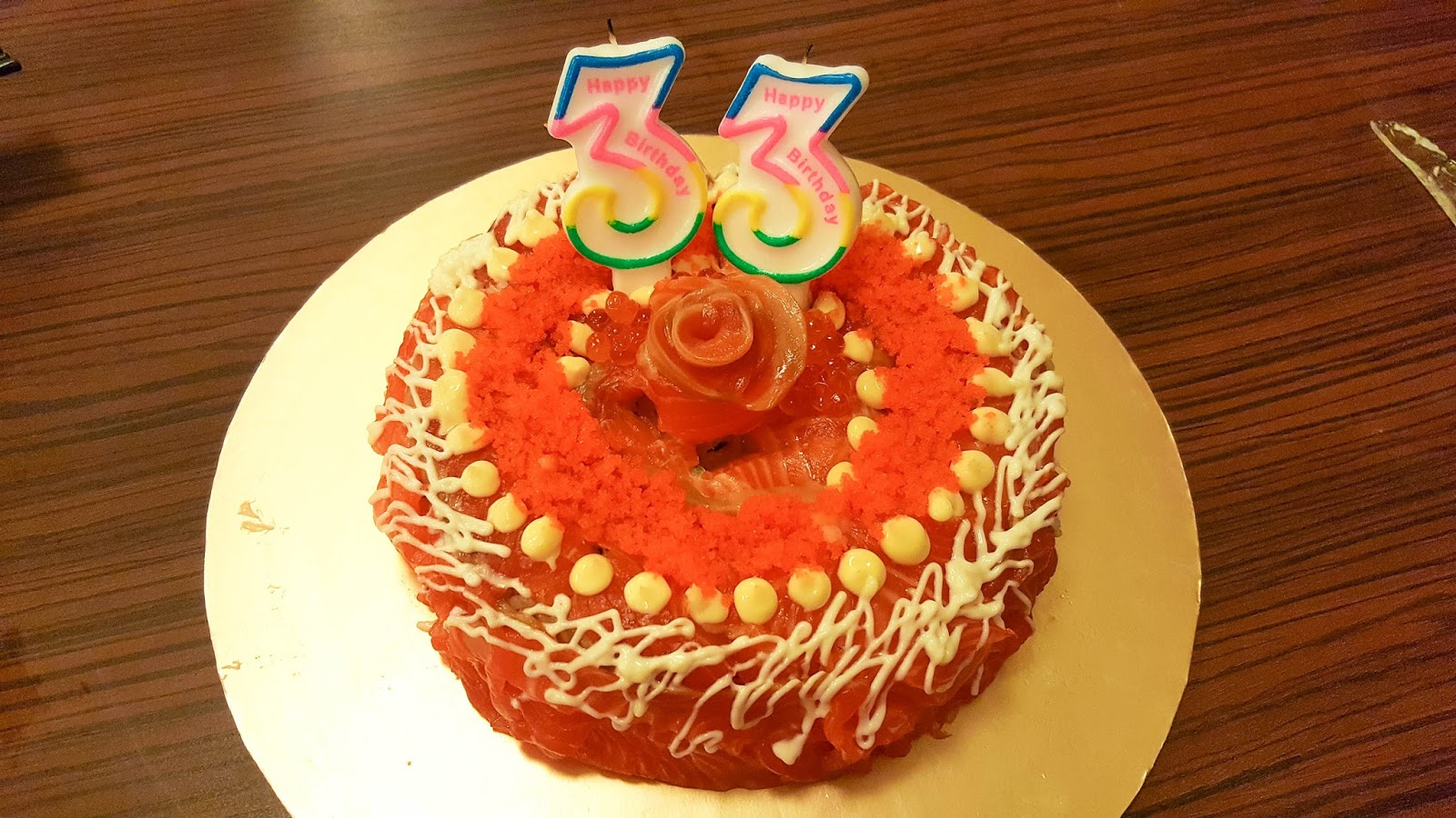 Prime Btz Photoblog Where To Get Real Sushi Birthday Cake In Sandakan Sabah Birthday Cards Printable Opercafe Filternl