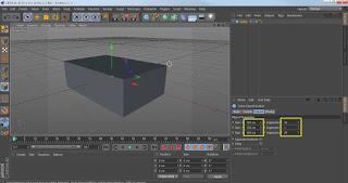 Cara Membuat Model Bantal 3D Dengan Cinema 4D