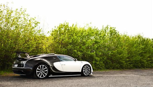 Bugatti Veyron by Mansory Vivere