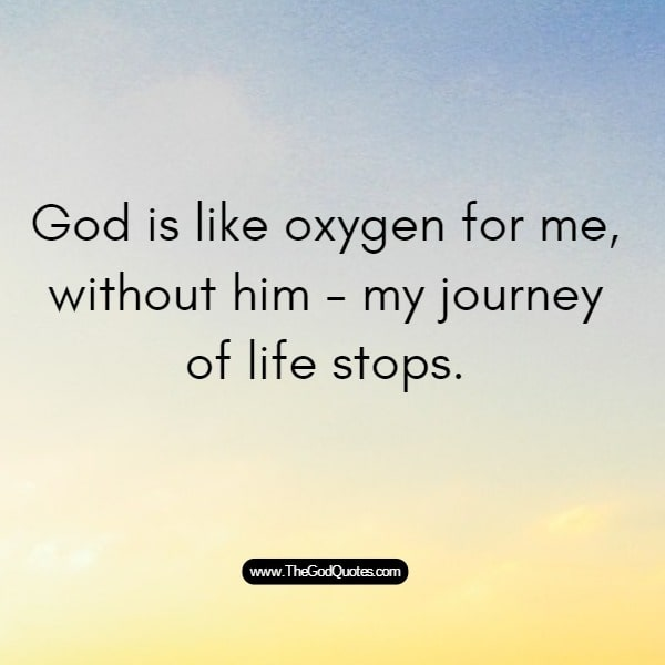 Journey With God Quotes