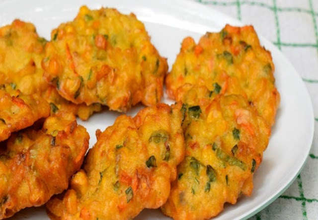 How to make aloo pakora recipe
